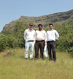 Aamby Valley - field inspections
