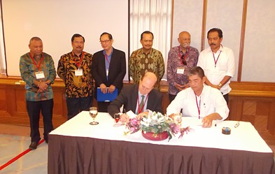 The Riau International Cruising Highway (RICH) - Signing Ceremony